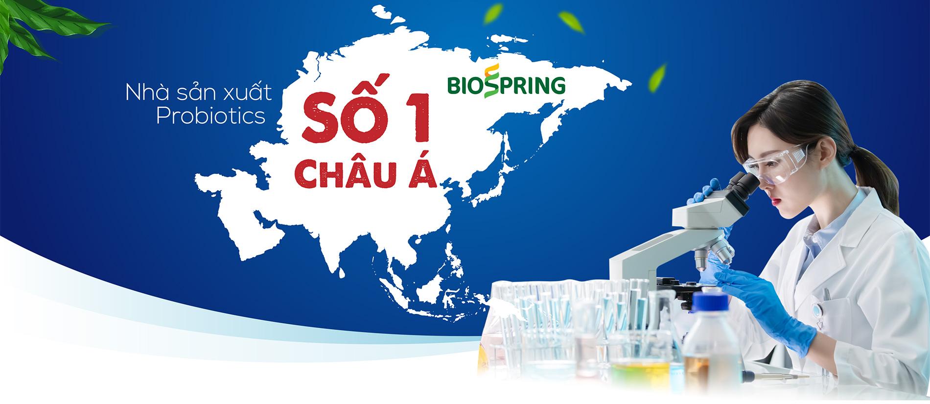 Nhà sản xuất BioSpring